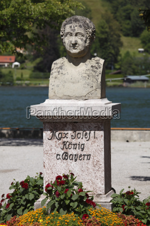 germany bavaria upper bavaria bust of