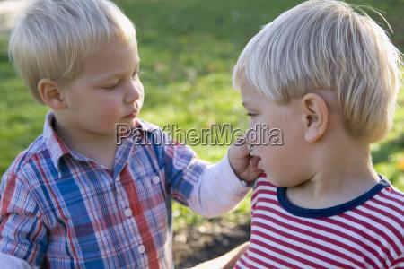 two little boys 2 3 4