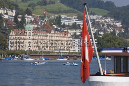 switzerland lucerne vierwaldstaetter see palace hotel