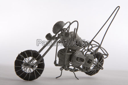 toy motorbike side view