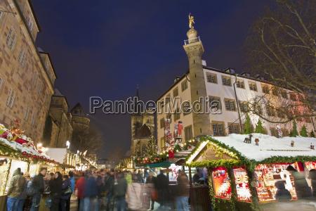 germany baden wuerttemberg stuttgart christmas market
