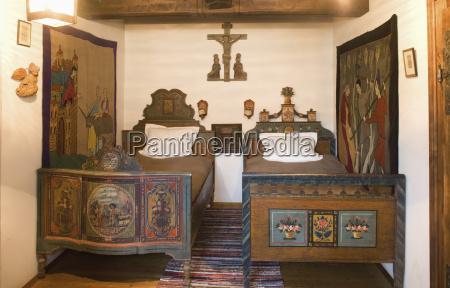 austria lower austria historic bedroom