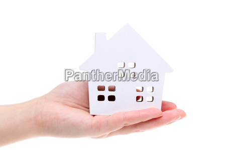 miniature model of house on the