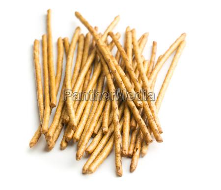 salty pretzel sticks