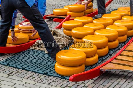 alkmaar the netherlands april 22