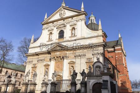 saints peter and paul church details