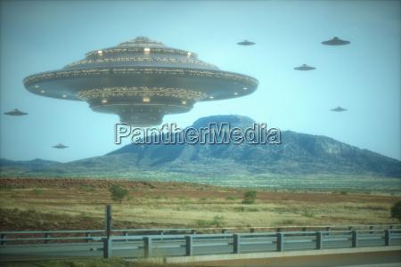 alien mothership