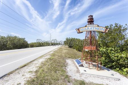 welcome to marathon key lighthouse florida