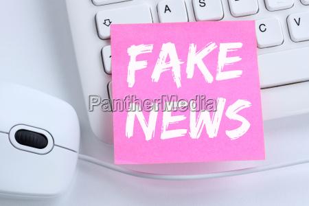 fake news news truth lie media