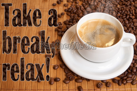 a cup of black coffee on