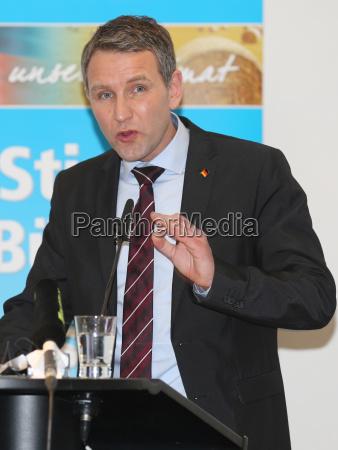 group chairman mdl bjoern hoecke afd