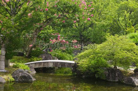 japan himeji himeji koko en gardens