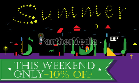 summer sale this weekend only ten