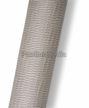 rolled textured surface