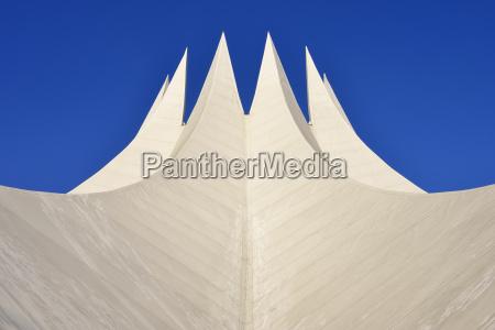 germany berlin tempodrom tent like structure