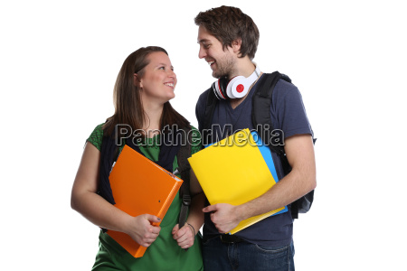 students study love love couples laughing