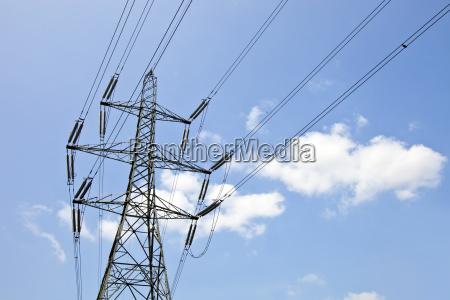 turm wolke europa energie strom elektrizitaet