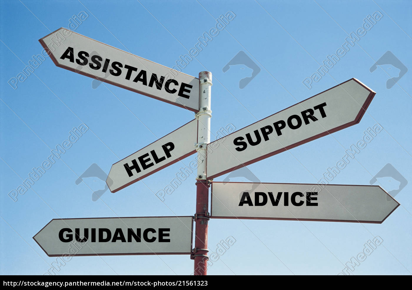 signpost, with, the, words, help, , support, - 21561323