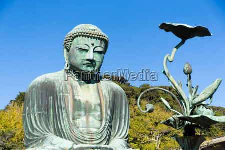 great buddha on the grounds of