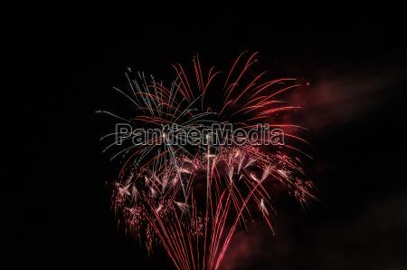 fireworks at celebration