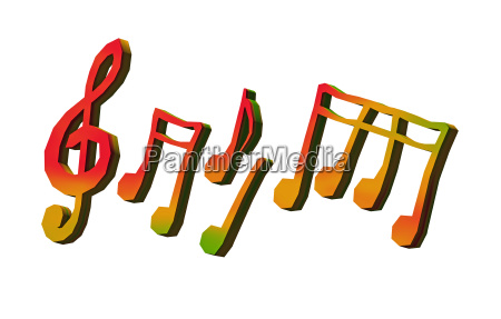 music notes released