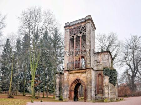 tempelherrenhaus in weimar