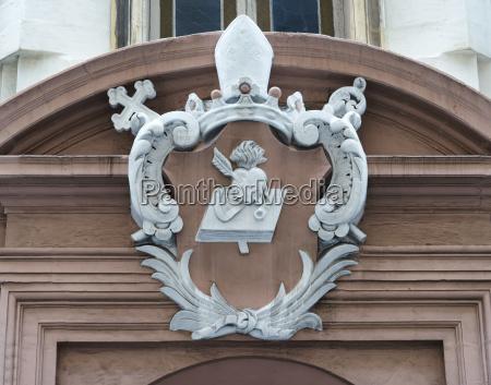 maltese sacred architecture ornate sculpture on