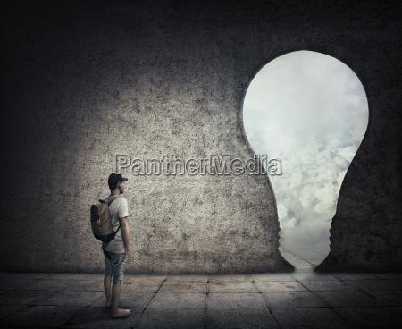 bulb doorway