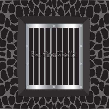 window and lattice