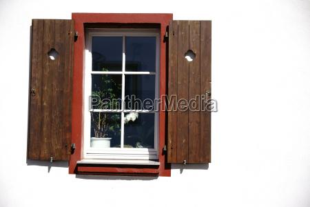nostalgic window