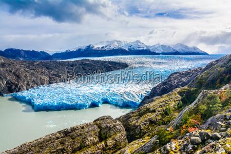 grey glacier patagonia chile patagonian ice