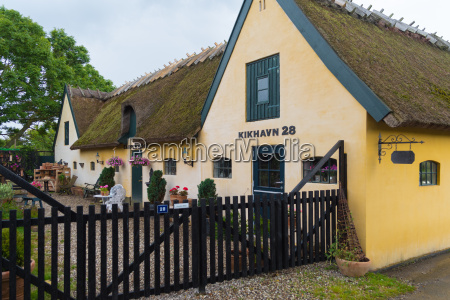 picturesque house in denmark