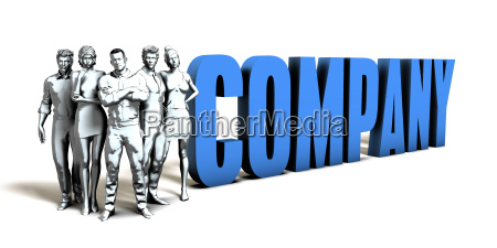 company business concept