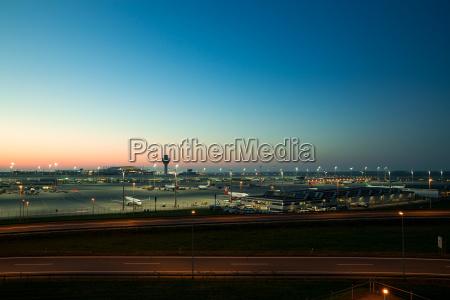 munich international airport named in memory