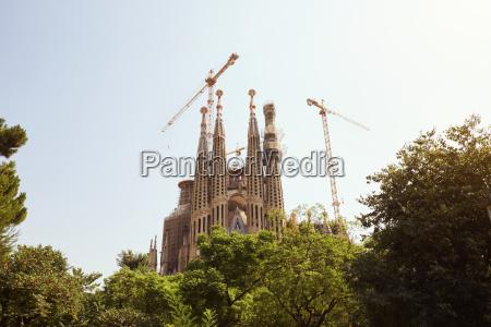 barcelona july 29 2016 gaudis