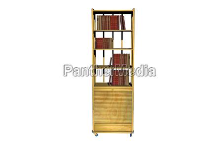 bookshelf optional