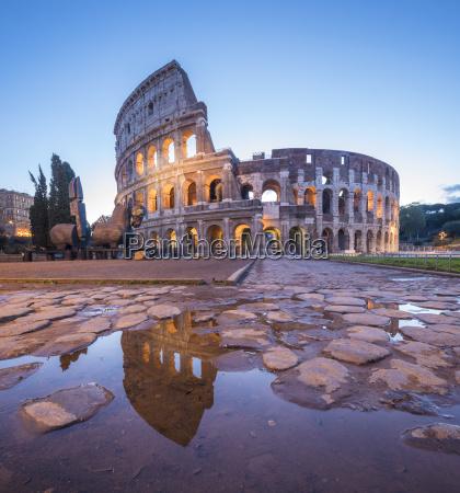 the colosseum flavian amphitheatre unesco world