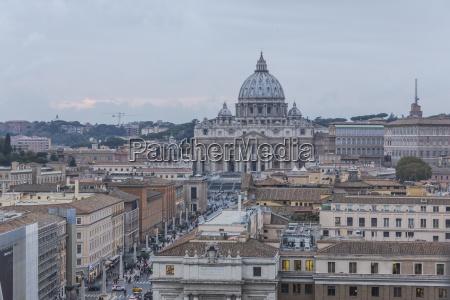 the ancient basilica di san pietro