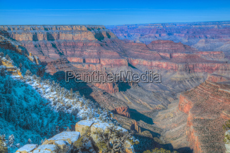 from grandview point south rim grand