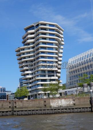marco polo tower hafencity hamburg