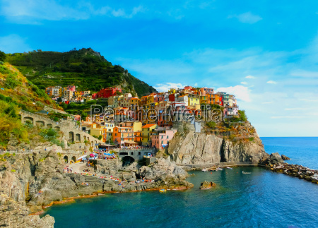 colorful, traditional, houses, on, a, rock - 22139385