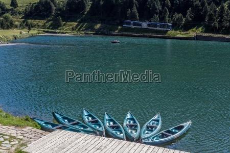 europe spain catalonia girona lake of