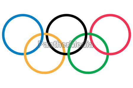 olympic rings clipping inside