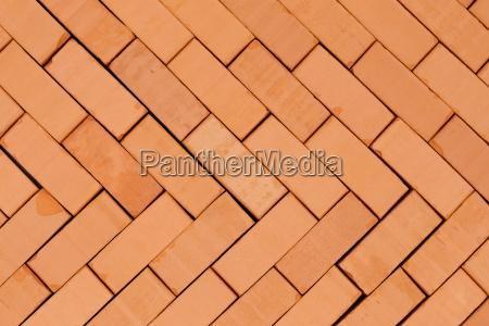 herringbone pattern across