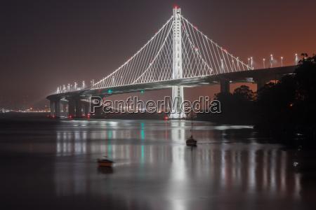 san francisco oakland bay bridge eastern