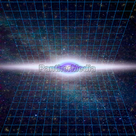 singularity gravitational waves and spacetime concept