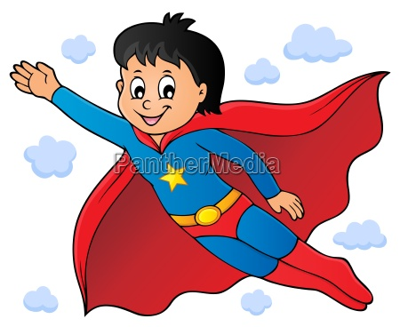 super, hero, boy, theme, image, 1 - 22468543
