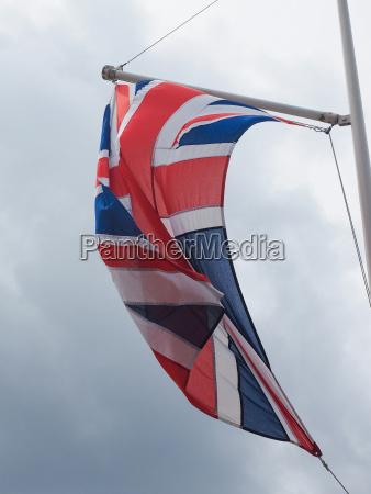 flag of the united kingdom uk