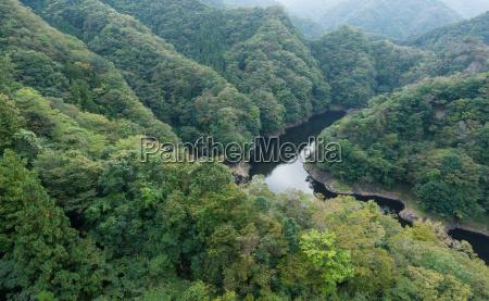 green ryujin valley