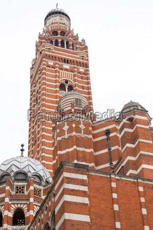 westminster cathedral catholic church neo byzantine